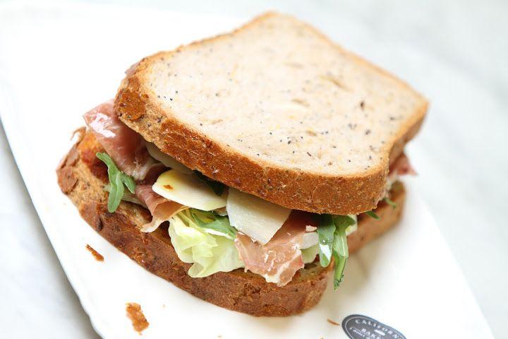 Italian Style Sandwich by California Bakery