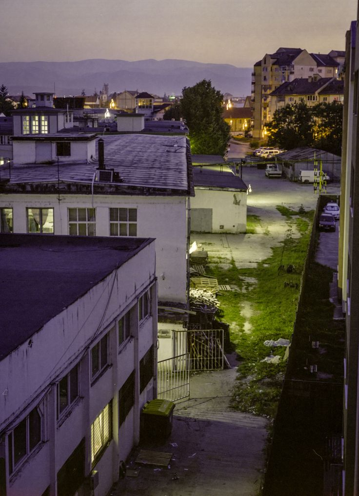 Courtyard (@Night) by Dominique Toussaint on 500px