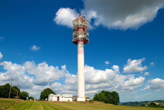 Abrest Tower: Overlooking the Allier River Valley