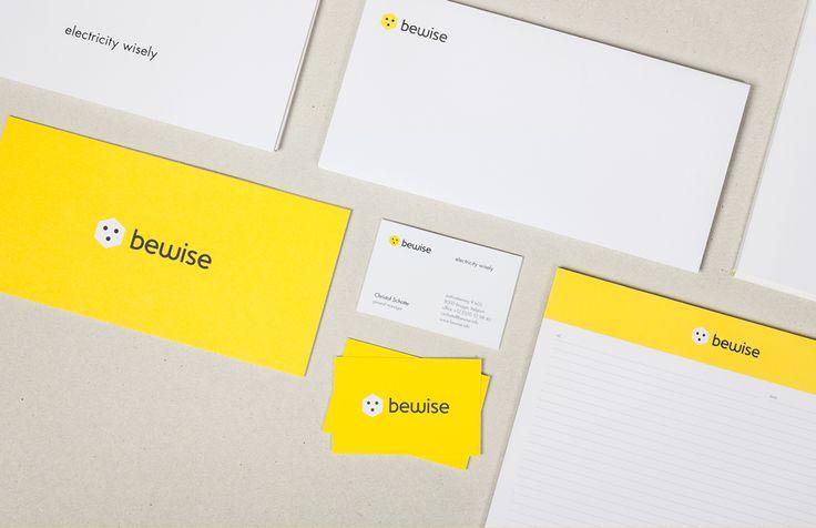 Bewise - Huisstijl   by Skinn Branding Agency