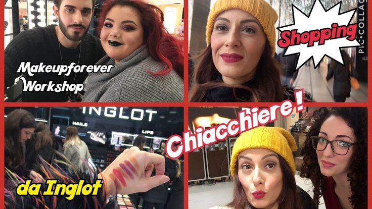 CHIACCHIERE PER MILANO:  FASHION SHOPPING, INGLOT E MAKEUPFOREVER