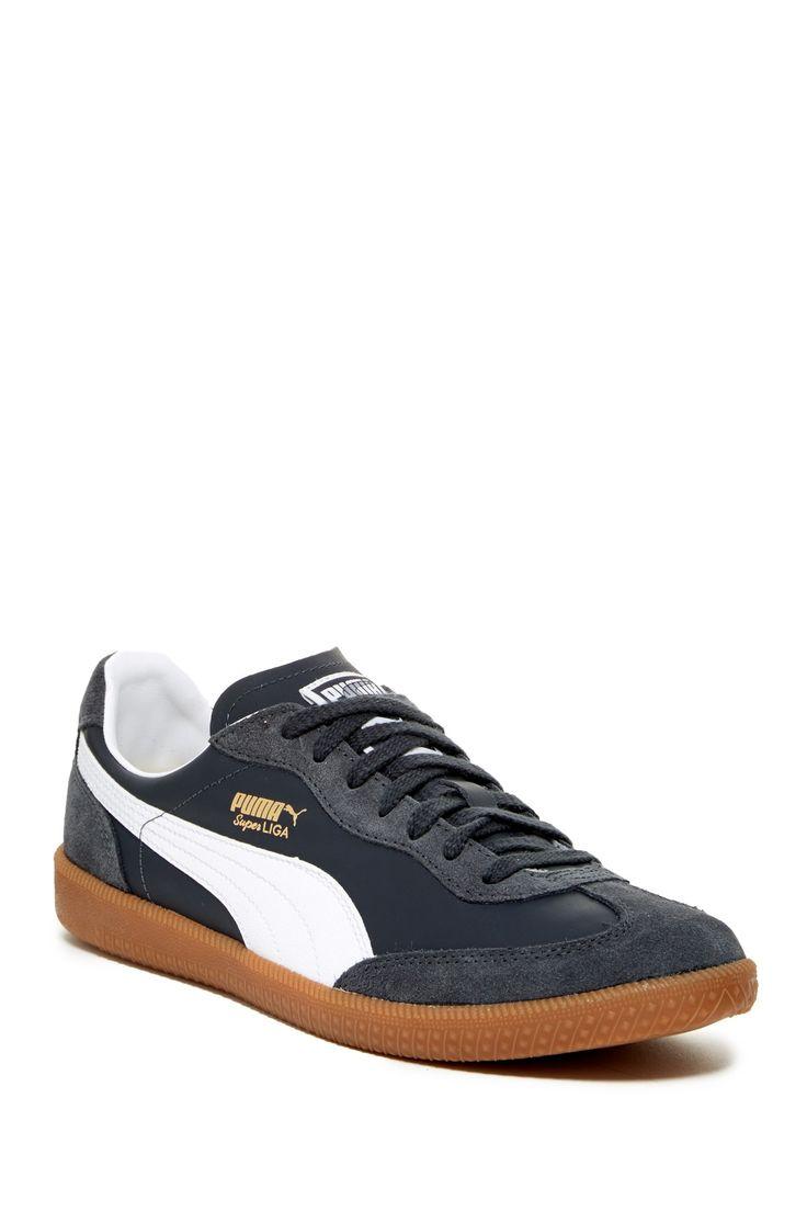 PUMA - Super Liga OG Retro Sneaker at Nordstrom Rack. Free Shipping on orders over $100.