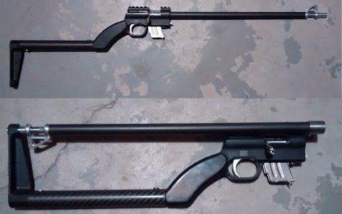 A YouTuber Builds a 18.9 oz Repeating Rimfire Rifle - The Firearm BlogThe Firearm Blog