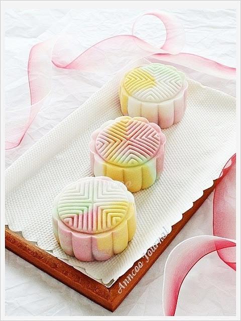 Snowskin Mooncakes