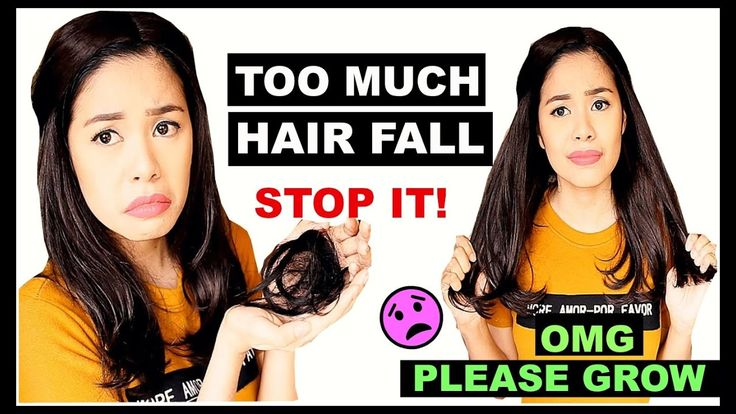 WHAT TO DO WHEN YOUR HAIR WON'T GROW & IS FALLING OUT? MY EXPERIENCE-BEA...