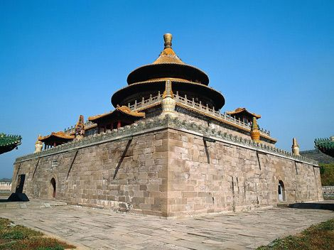 The Cultural Spirit of Ancient Chinese Architecture: Part 1 - China culture
