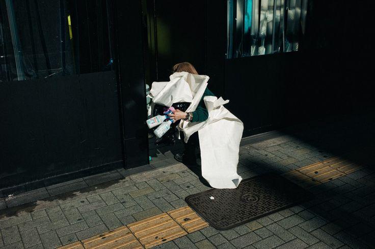 Sorry, you'll never walk alone. | Shibuya, Tokyo, 2013