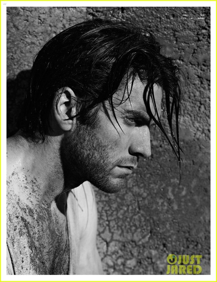 Wes Bentley AKA Seneca Crane....this pic came with this caption...no clue who he is, but he is HOT.