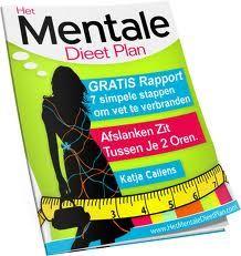 Het mentale dieetplan Te koop via de onderstaande link http://www.paypro.nl/producten/Het_Mentale_Dieet_Plan/15073/35555