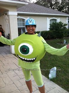 Best Monsters Inc. Costumes Ever! - 1