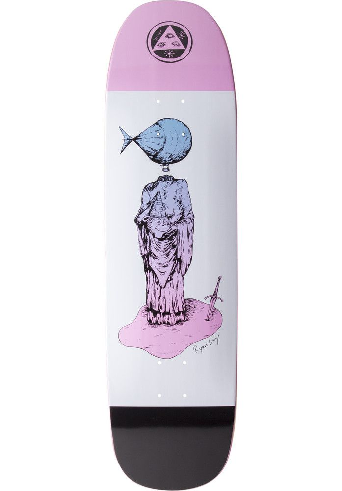 Welcome Light-Headed-Ryan-Lay-Stonecipher - titus-shop.com  #Deck #Skateboard #titus #titusskateshop