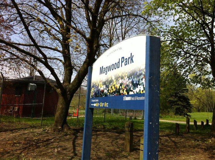 Magwood Park - Toronto, ON, Canada