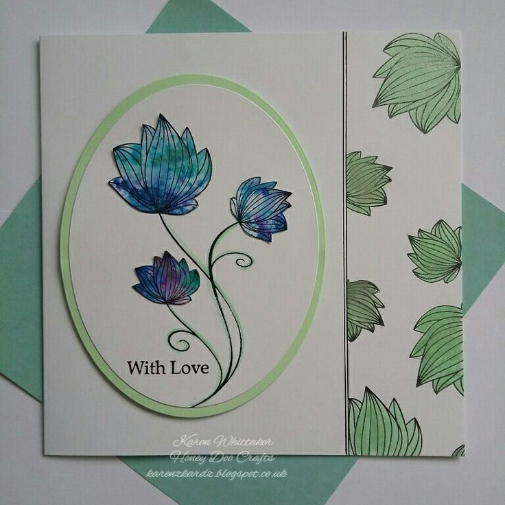 Fancy Flowers from Honey Doo Crafts  #honeydoocrafts #dtsample #fancyflowers #flowers #pixiepowders #micapowders #stamps #cardmaking #cards #craft #ilovetocraft #creativity