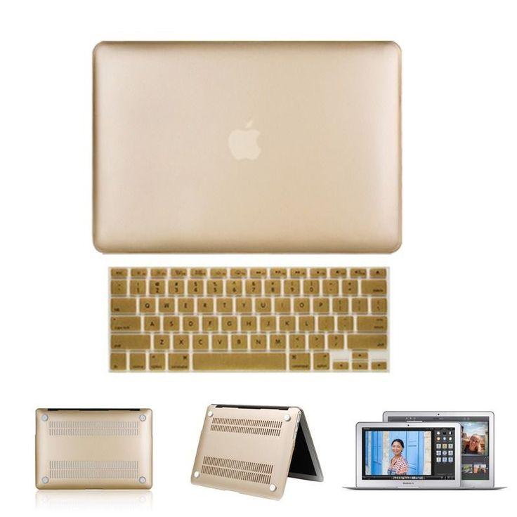 Rubberized Hard Case For MacBook Air/PRO/Retina 11