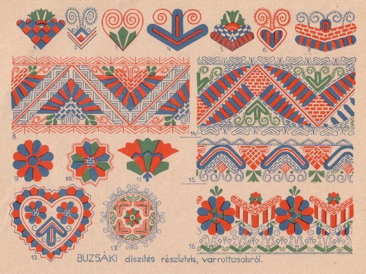 Magyar Motívumok (1918)