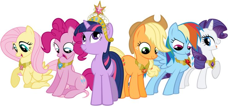 What Are The Six Main Elements Of Art : The main with elements of harmony my little pony