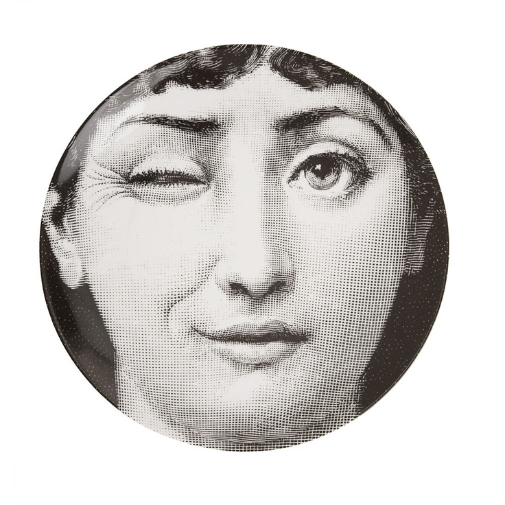 154 best fornasetti images on pinterest piero fornasetti cabinets and countertop - Fornasetti faces wallpaper ...
