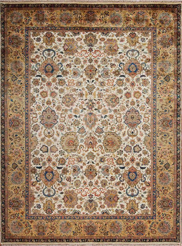 Golden Age Ility Samad Hand Made Carpets