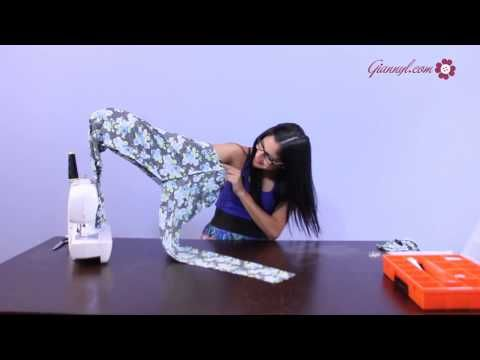 Make the leggings that you want! DIY - YouTube