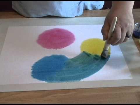 Waldorf Grade 1 support videos - handwork, knitting, painting, beanbags etc