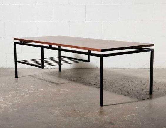 Martin Visser (attr) Coffee Table. Fine FurnitureCoffee ...
