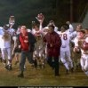 Will Patton (Coach Bill Yoast) and Denzel Washington (Coach Herman Boone) Remember The Titans.