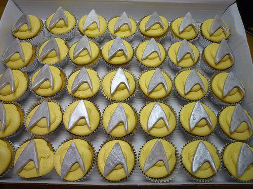 Star Trek Cakes - Neatorama