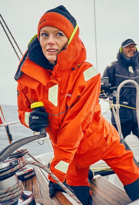 What to wear for offshore Sailing | MUSTO