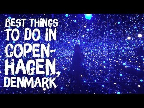 Best Things To Do in Copenhagen: Louisiana Museum, Christiania, Little Mermaid & More - YouTube