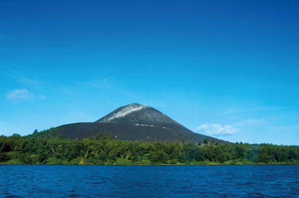 Anak Krakatau (the Child of Krakatoa), Indonesia