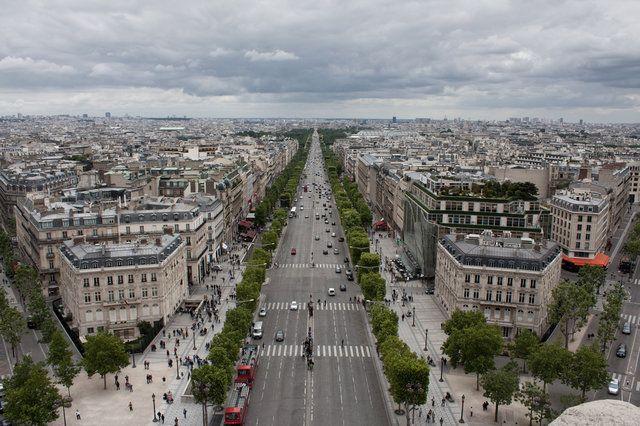 Champs-Elysées: Steak frites - Le Relais de l'Entrecôte