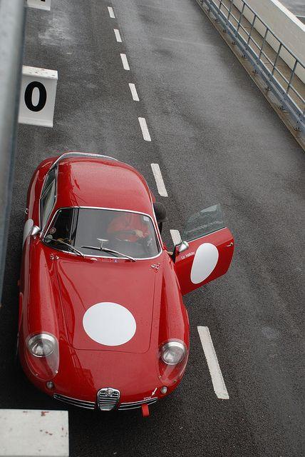 Alfa Romeo Giulietta SZ 1960 #alfa #alfaromeo #italiancars @automobiliahq