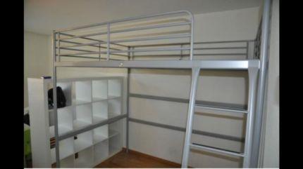 Etagenbett Ikea Tromsö : Ikea tromsö etagenbett hochbett in pat turloi