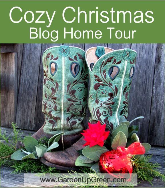 A Cozy Christmas Blog Home Tour