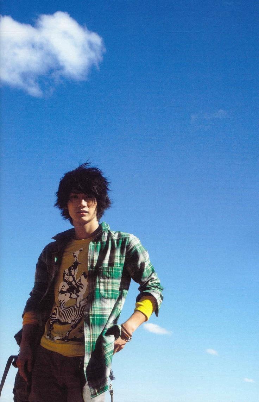 Haruma Miura....LOVE HIS HAIR!