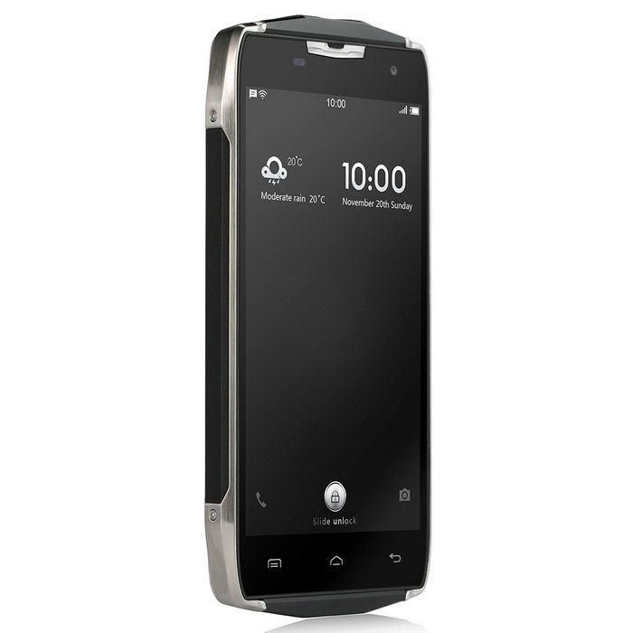 """DOOGEE T5 5.0"""" Android 6.0 4G Phone w/ 3GB RAM, 32GB ROM - Black - Free Shipping - DealExtreme"""