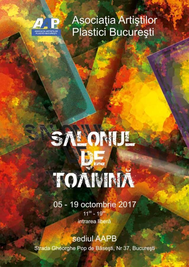 Salonul de toamna organizat de Asociatia Artistilor Plastici din Bucuresti