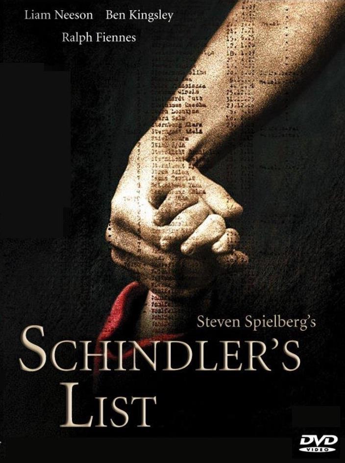 """Schindler's List - La lista di Schindler""  Liam Neeson, Ben Kingsley, Ralph Fiennes"