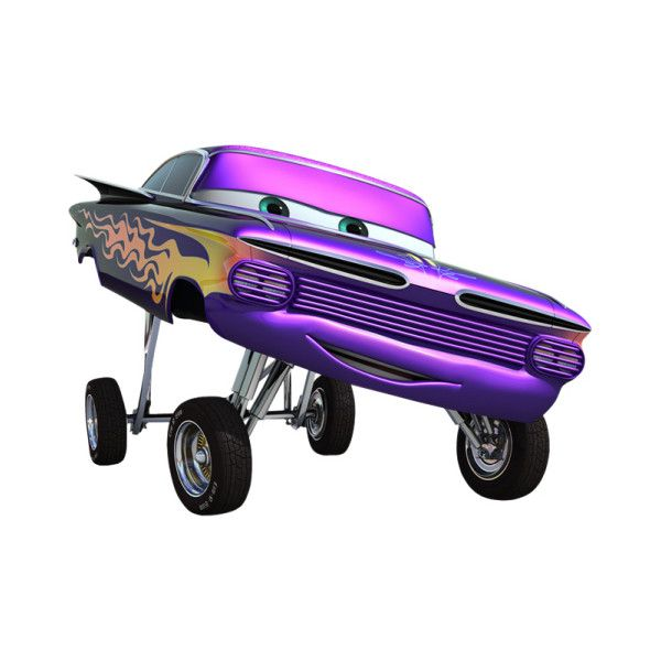 Cars The Movie: Ramone - Disney Cars Clipart
