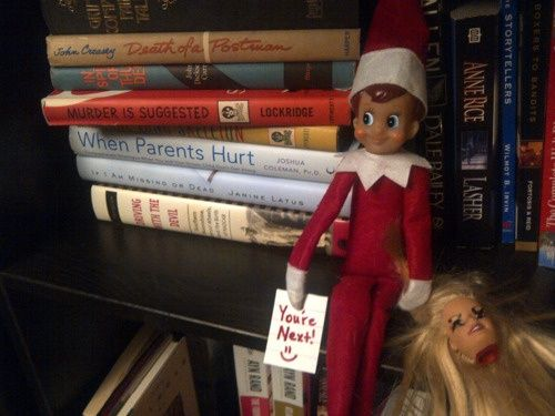 Inappropriate Elf on a Shelf (18 pics)   Little White LionLittle White Lion