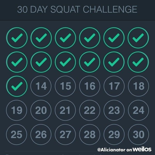 Just in the nick of time, Day 13 ✔️ #weilos
