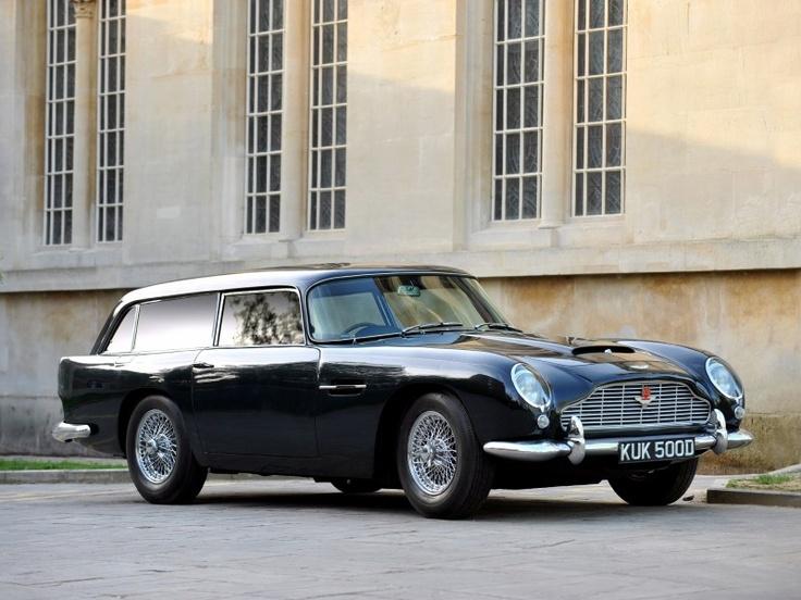 Aston Martin DB5 Shooting Brake (1964–1965)