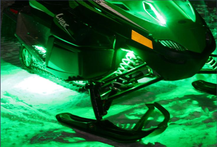 Snowmobiling Side Light Kits Snowmobilelights