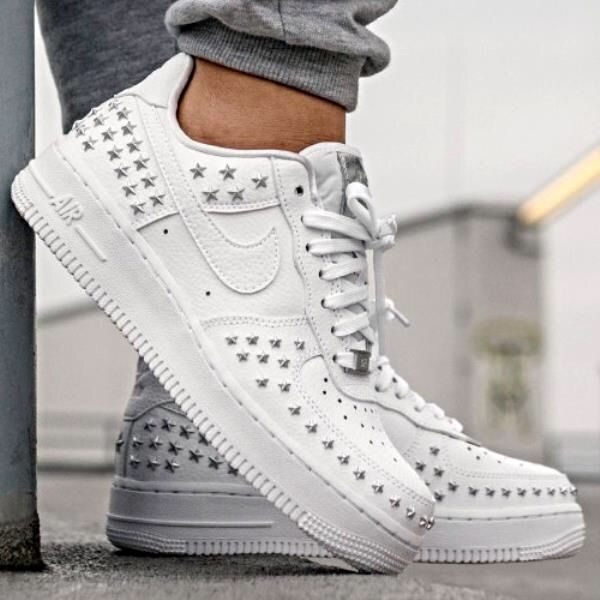 Nike Star Studded Air Force 1's in 2020