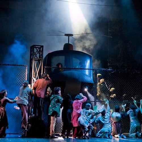 Miss Saigon / September 7 - 13, 2013 / Starlight Theatre Kansas City - The next musical movie adaptation? Get on this, Cam! I agree :D