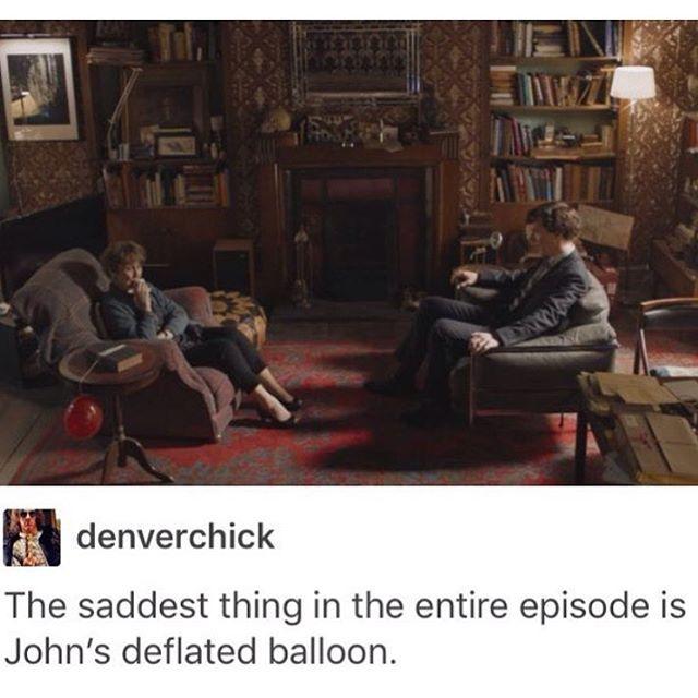 """Sherlock S04 E01 """"The Six Thatchers"""". Season 4. NO. NO NO NO NO NO NO"""