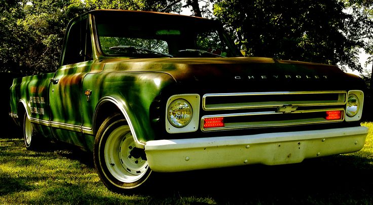 My 1967 c10 farm truck