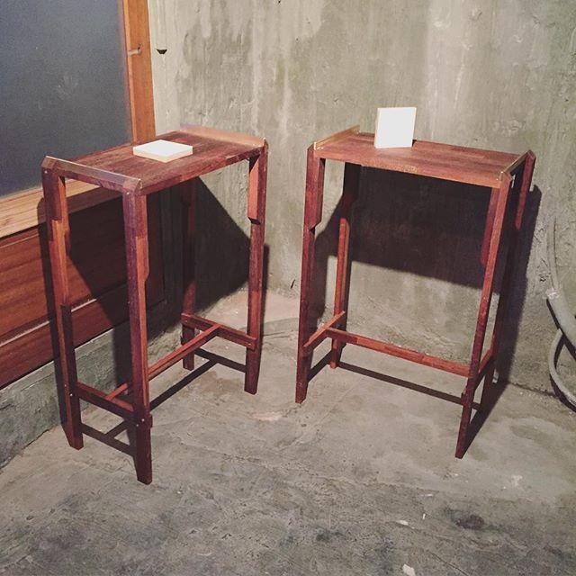 @gimmasimasi 김마시작가 전시 #오래된집 #캔파운데이션 #떠남의기술머무름의기술 #스페이스캔 2016.5.17-6.17 #woodworking #table #exhibition