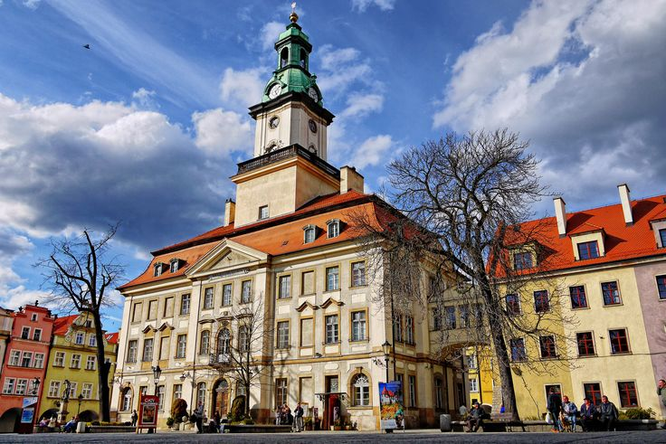 https://flic.kr/p/bRu6nZ | Poland Jelenia Góra City Hall April 2012