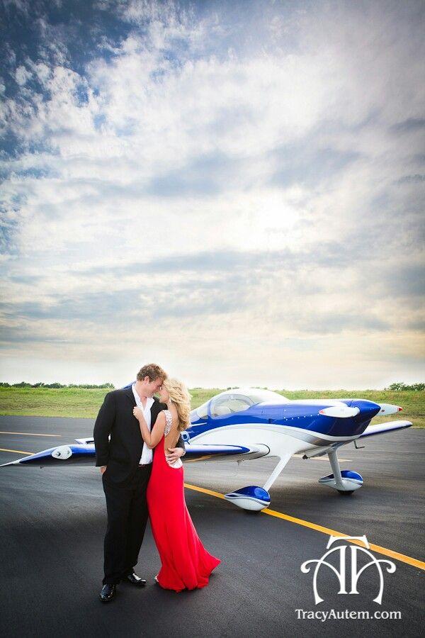 Aviation wedding theme